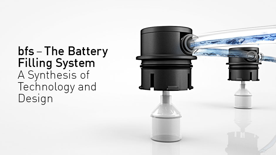 Bfs The Battery Filling System A Synthesis Of